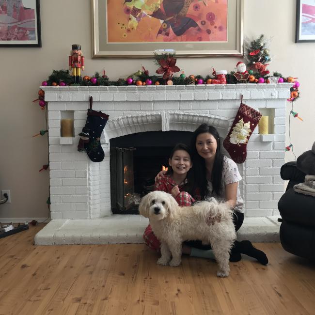 Babysitting job in Santa Clarita: Angela