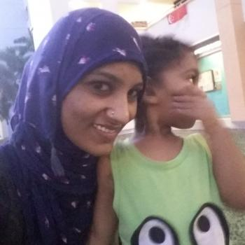 Babysitter Singapore: Numair