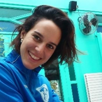 Babysitter Bilbao: Elizabeth santana