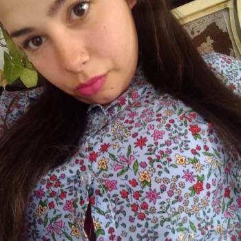 Babysitter in Villa Domínico: Camila
