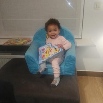 Parent Harelbeke: job de garde d'enfants Delphine