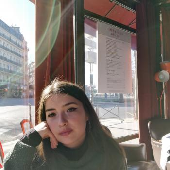Babysitter Lisboa: Alexandra