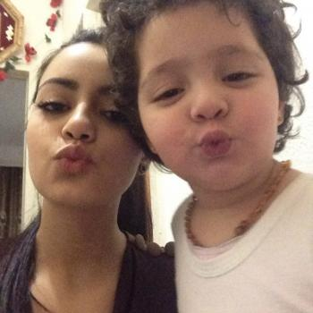 Babysitter in Crans-Montana: Siham