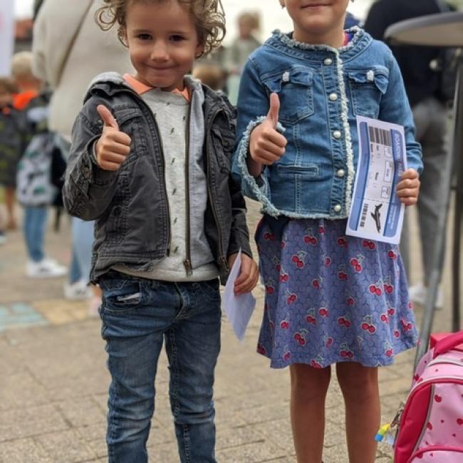 Job de garde d'enfants à Bredene: Maria