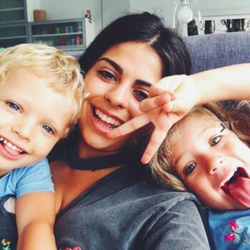 Babysitter in Brussels: Carla