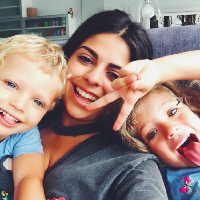 Baby-sitter in Bruxelles: Carla