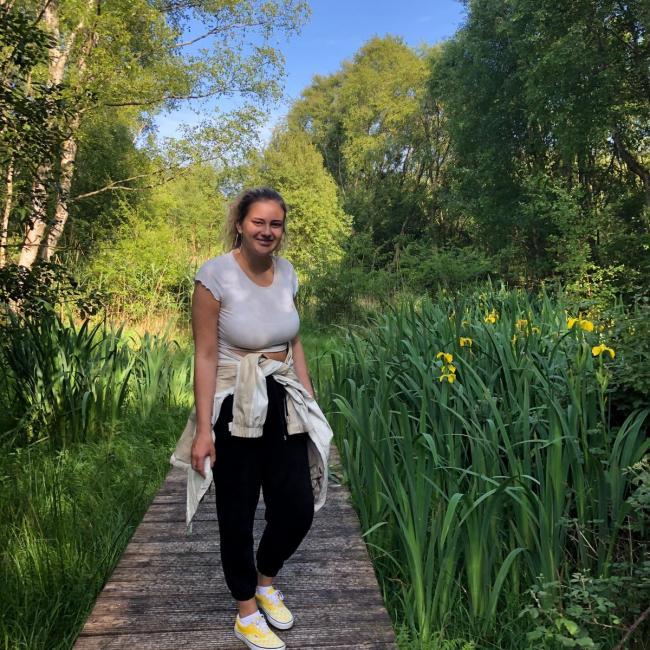 Babysitter in Dublin: Rebecca