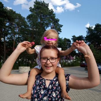 Babysitter Warsaw: Maja