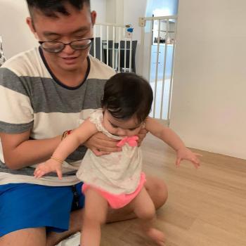 Babysitter Singapore: Xavier