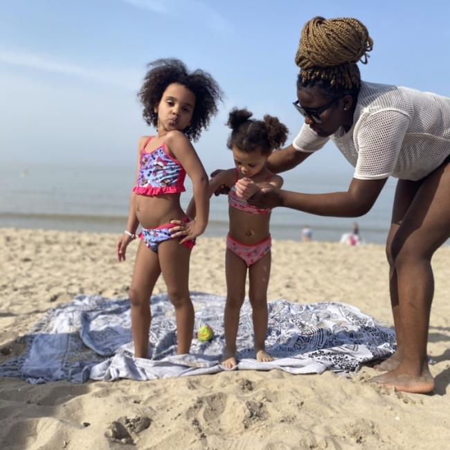Babysitter in Brussel (Evere): Naomi