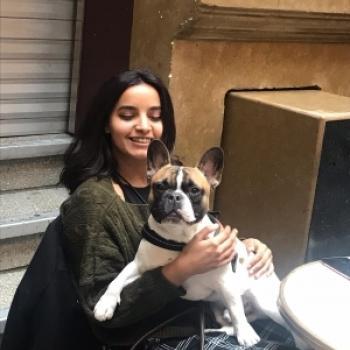 Babysitter København: Camila