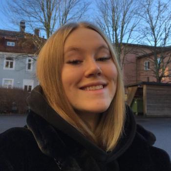 Babysitter Karlstad: Cecilia