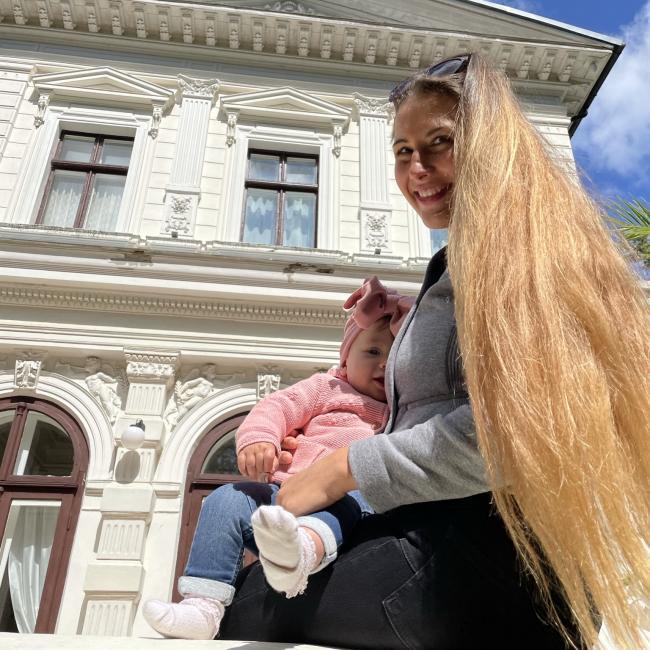 Babysitting job in Dagenham: Beata