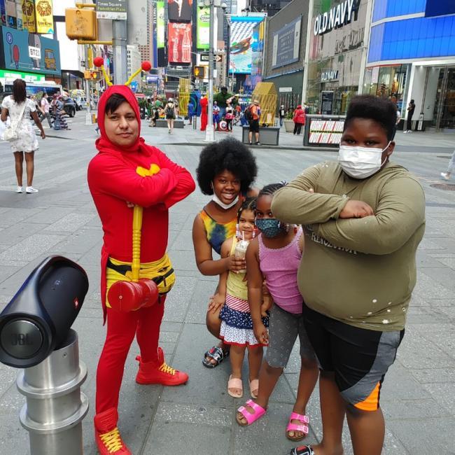 Babysitter in Brooklyn: Sulma