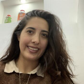 Babysitter in Belleville: María Isabel