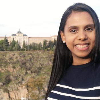 Canguro en Madrid: Nadines González Montiel
