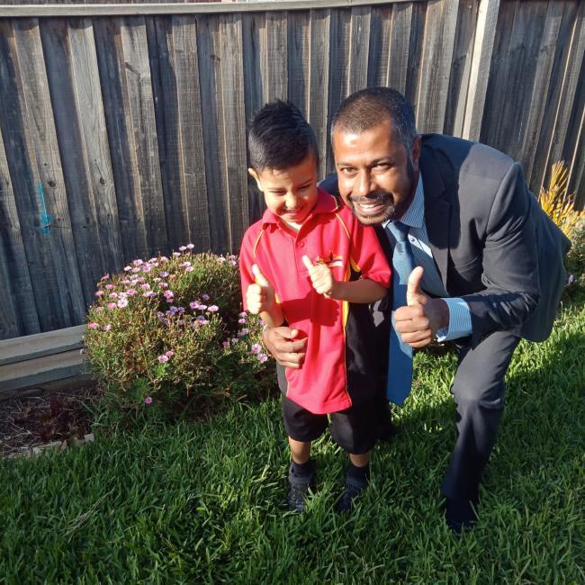 Babysitting job in Melton West: Fred