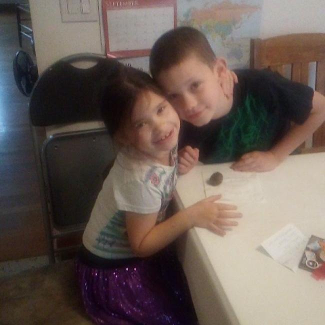 Babysitting job in Vestal: Myia