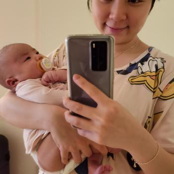 Babysitting job in Singapore: AB