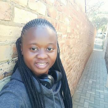 Babysitter in Soweto: Isabel