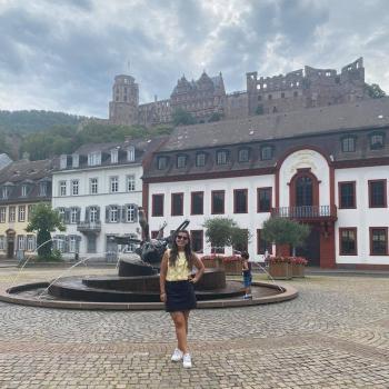 Babysitter Heidelberg: Anne