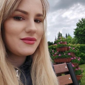 Babysitting job in Olsztyn: babysitting job Katarzyna
