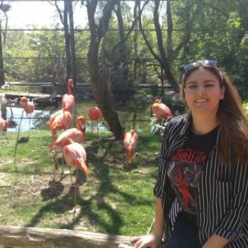 Onthaalouder Dilbeek: Francisca