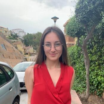 Canguro en Málaga: María