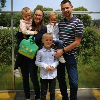 Parent Bruges: job de garde d'enfants Sally