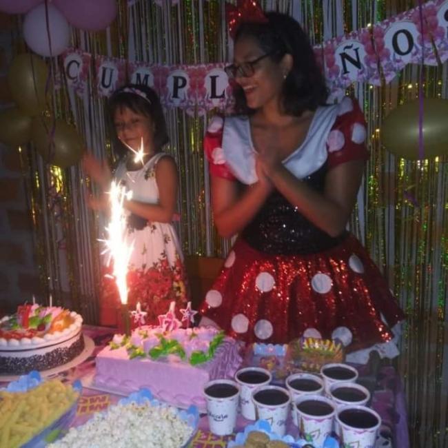 Babysitter in Tarapoto (San Martín): Celeste