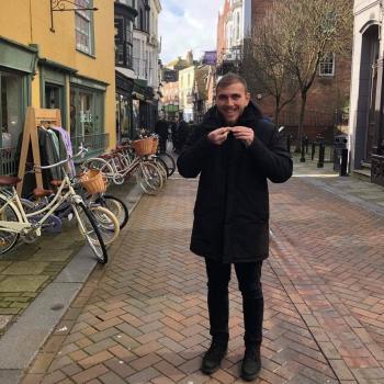 Onthaalouders in Brussel: Christos
