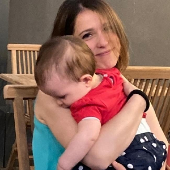 Lavoro per babysitter a Milano: Giuliana