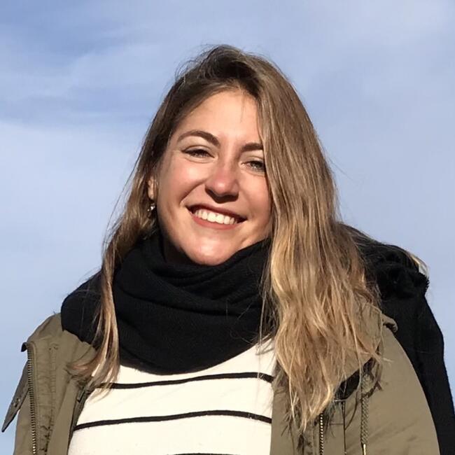Babysitter in Frederiksberg: Pilar