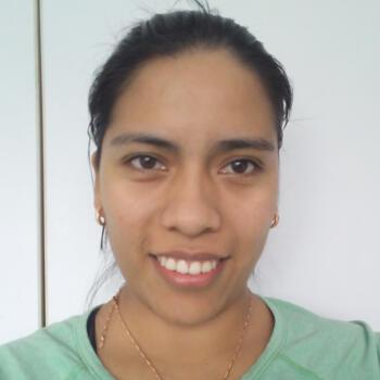 Niñera Distrito de Miraflores: NATHALIA