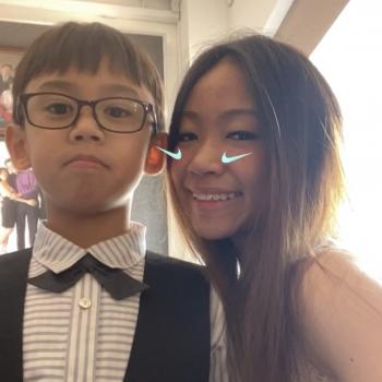 Babysitter in Singapore: Phoebe