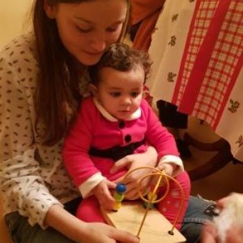 Babysitter Zaragoza: Anastasia