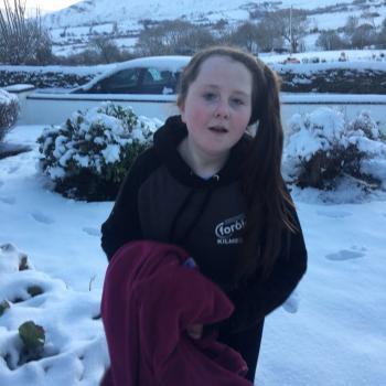 Babysitter Westport: Aine Fallon