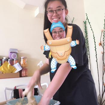 Babysitter in Singapore: ShiXuan