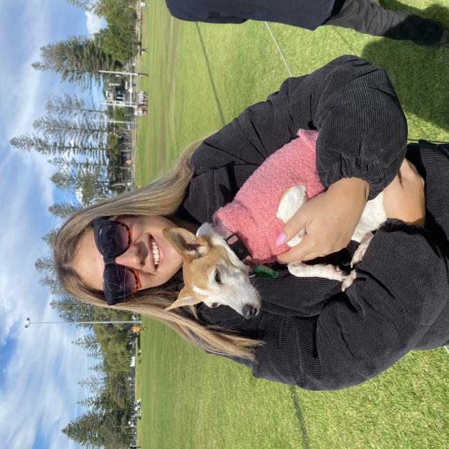 Babysitter in Perth: Molly