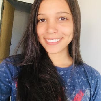 Babysitter Campo Grande: Yasmin Eduarda
