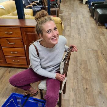 Babysitter Groningen: Anna
