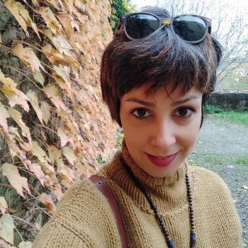 Babysitter in Florence: Saha