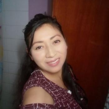 Babysitter in Limón (Provincia de Alto Amazonas): Fany edita
