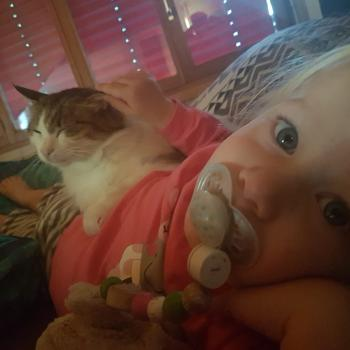 Childminder Lostorf: Sarah