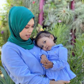 Babysitting job in Singapore: Hamizah