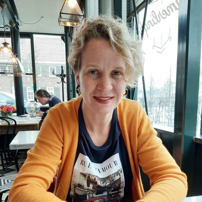 Oppas in Leiden: Mischa