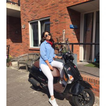 Babysitter in Roosendaal: Nadia