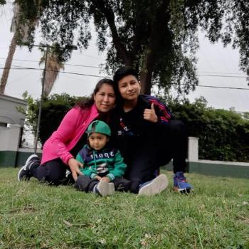 Niñera en Lo Prado: Elizabeth Roxanita
