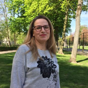 Baby-sitter in Bruxelles: Cristina