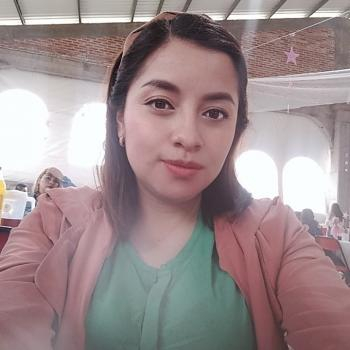 Trabajo de niñera en Ciudad de México: trabajo de niñera Claudia Lizbeth